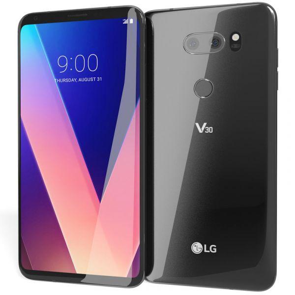LG H930D V30 Dual 4/64GB Black